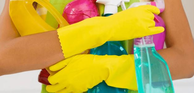 household general cleaning tips